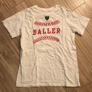 Nike Boys Baller Baseball T-shirt